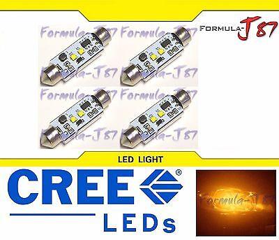 LED 80W P15s-25-1 1151 White 6000K Two Bulbs Headlight Scooter ATV UTV Bike