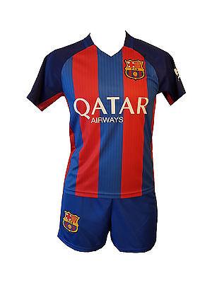 Neymar football shirt Jersey Barcelona 2016-2017 home kit for kids