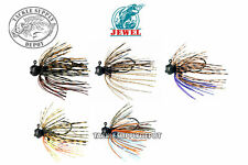 STANLEY Bugeye Football Jig Heavy Cover Weedless Lure 1//2oz 3//4oz PICK