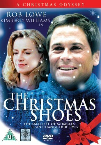 1 of 1 - The Christmas Shoes [DVD] By Rob Lowe,Kimberly Williams. 5060098701727.