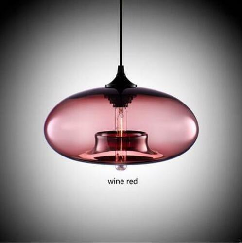 Modern Contemporary Glass Hanging Lights Stylish Ceiling Fixture Art Decorations