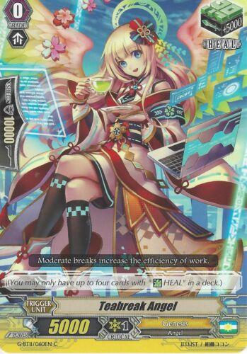 G-BT11//060EN C CARDFIGHT VANGUARD CARD TEABREAK ANGEL