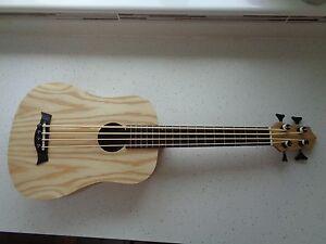 Excelsior Big Blonde Bass Ukulélé-afficher Le Titre D'origine Uiprk7m0-07171610-755732230