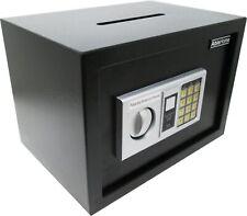 Electronic Digital Cash Drop Depository Safe Retail Security Vault Top Slot