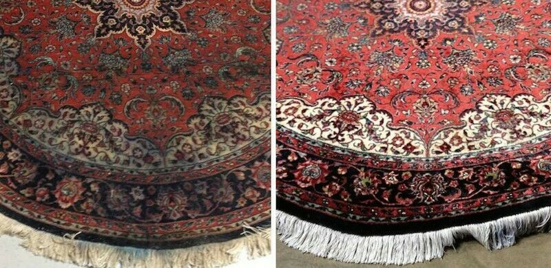 Persian Carpets - Oriental Rugs Cleaning and Restoration