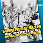 Rockin the House by Memphis Slim (CD, Oct-2012, 2 Discs, Fantastic Voyage)