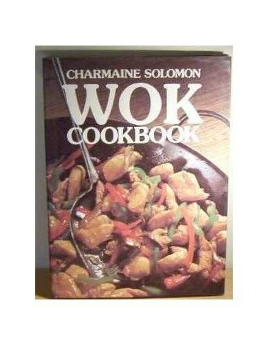 Wok Cook Book by Solomon, Charmaine 0711202109 The Cheap Fast Free Post