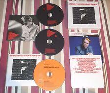 David Bowie Station To Station 3 CD Box Set [EMI 2010] Live Nassau 1976