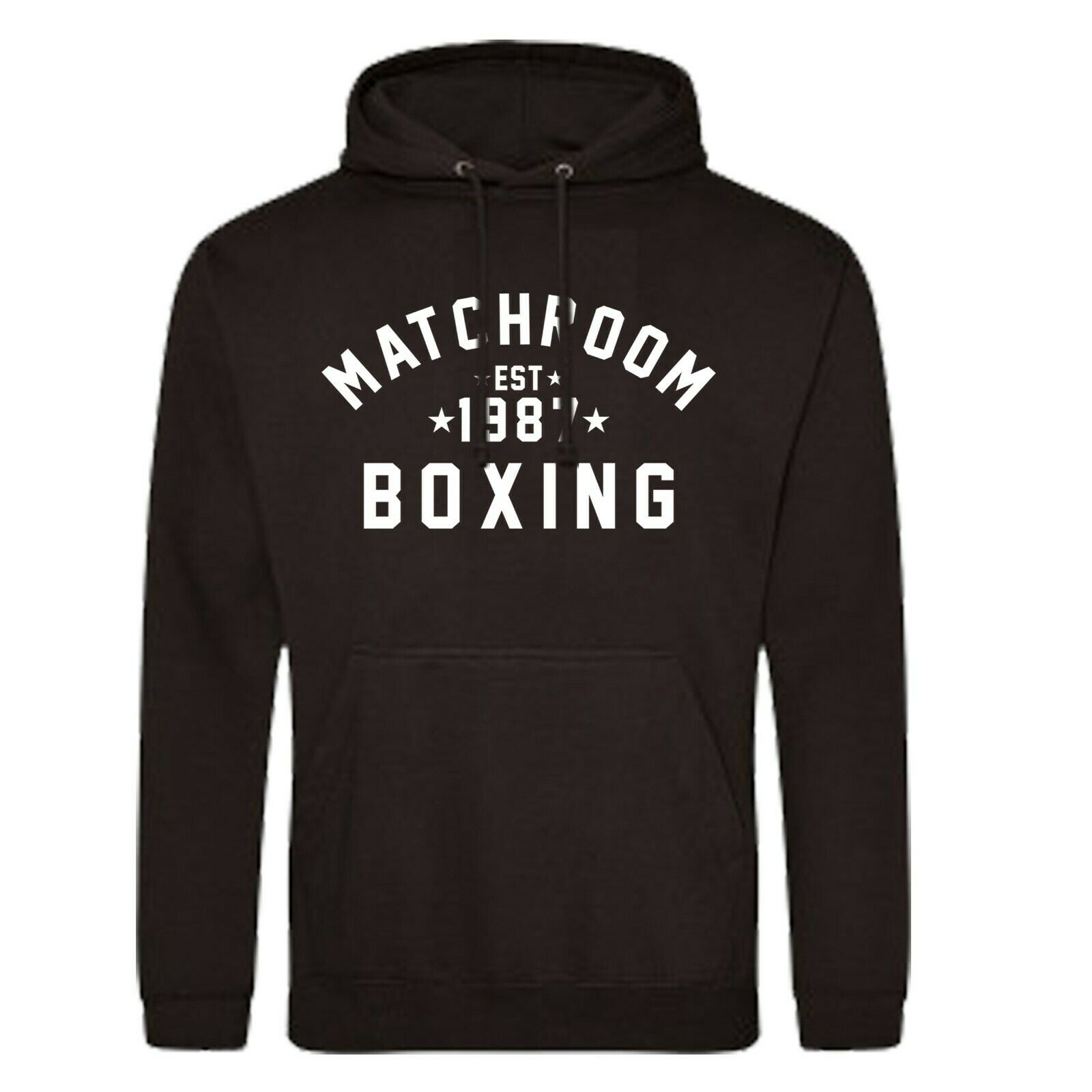 Matchroom Hoodie Black Sizes S M L XL 2XL Fast Delivery
