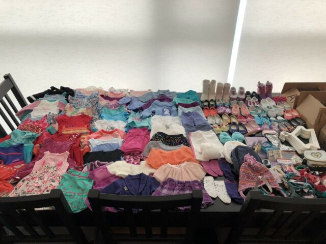 American Girl Lot Clothing, Shoes, Accessories