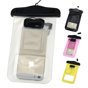 Waterproof-Case-Pouch-Universal-IPHONE-IPAD-Samsung-Smartphone-Tablet