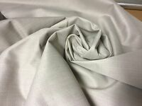 LINEN LOOK CHENILLE UPHOLSTERY FABRIC 1 METRES.