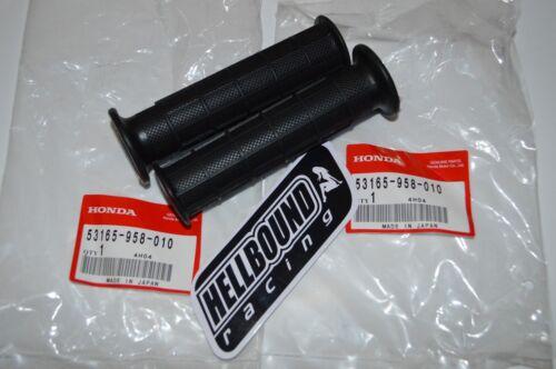 NEW Honda TRX300ex 300ex stock grip grips OEM HONDA set of 2