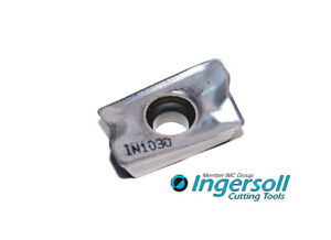 APKT 160416R IN1030 INGERSOLL *** 10 INSERTS *** FACTORY PACK *** 09T304