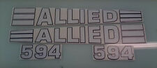 Allied 594 Loader Decals