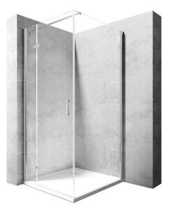 morgan cabine de douche 80x100 80x120 90x90 verre 6mm. Black Bedroom Furniture Sets. Home Design Ideas