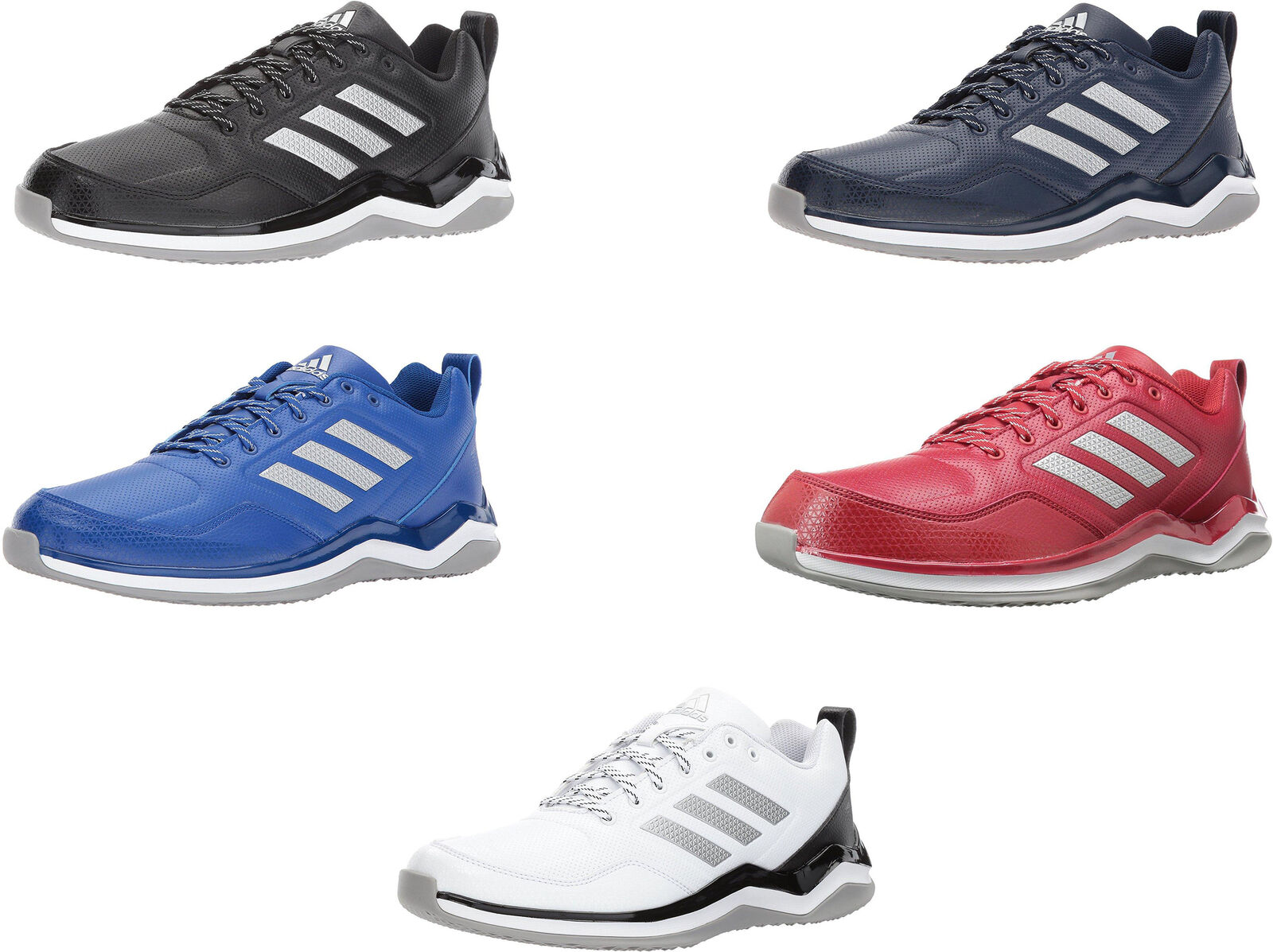 lowest price a0800 0f915 adidas Men s Speed Trainer 3 Shoes, 5 Colors
