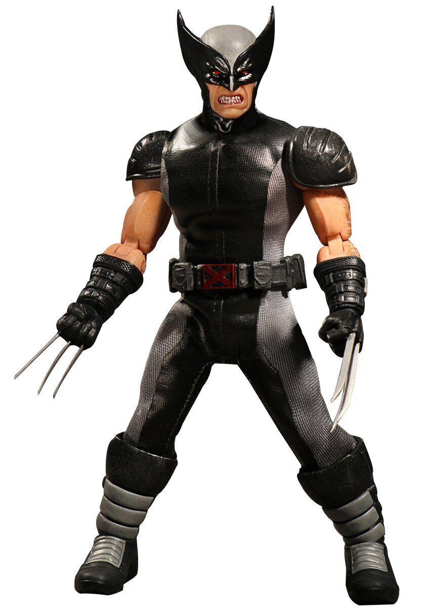 Mezco Juguetes-One 12 colectivo-Marvel X-Force-Wolverine Figura De Acción