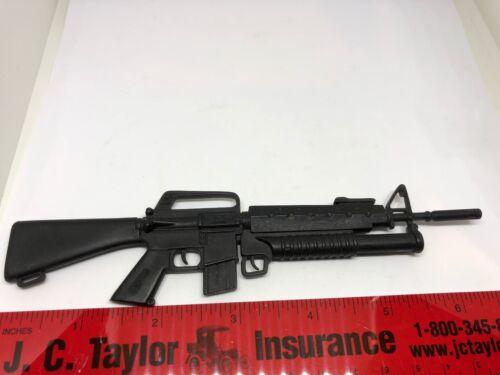 """GI JOE FUSIL M16 pour 12/"""" Action Figure arme accessoire pistolet échelle 1//6 1:6 21st"""
