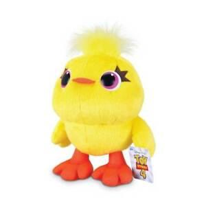 Toy-Story-4-DUCKY-FEATHERS-Pluesch-Figur-weich-und-kuschelig-von-Thinkway-Toys