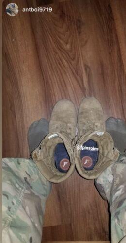 Details about  /Footprint Insoles Orange Camo 13//13.5 Kingfoam Orthotics Skateboarding