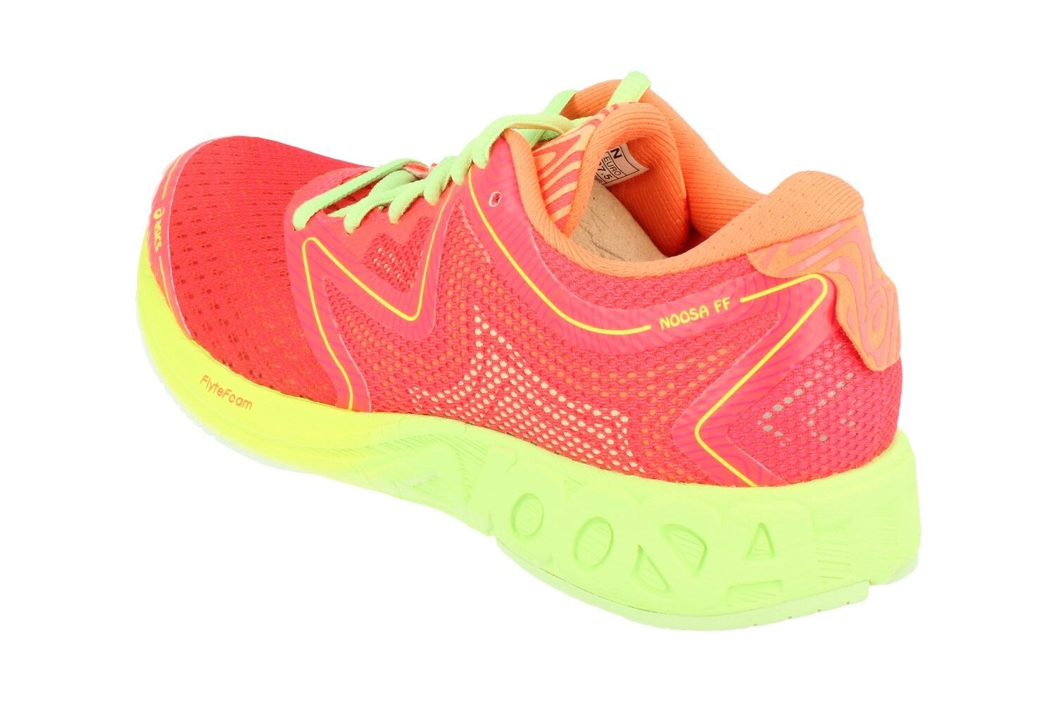 Asics Noosa Ff Sneakers Womens Running Trainers T772N Sneakers Ff Shoes 2087 ee05c3