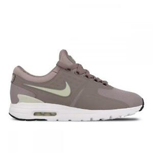 official photos ca039 3a5ef Image is loading Womens-NIKE-AIR-MAX-ZERO-Mauve-Purple-Trainers-