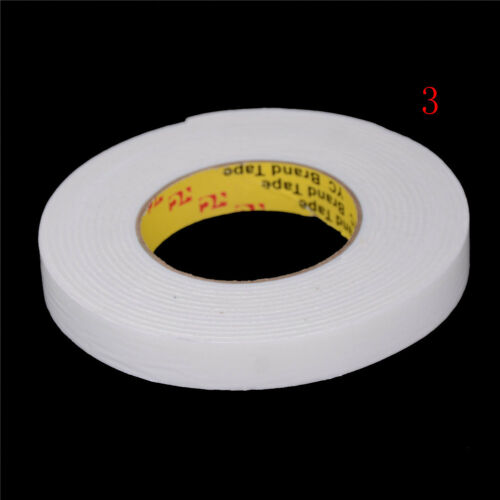 5M Super Strong Double Sided Adhesive Tape Foam Tape Self Adhesive Pad Sticky JC