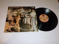 UTOPIA - Swing To The Right - 1982 UK 10-track vinyl LP
