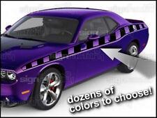 Side Stripes Fits 2009 2015 2020 Dodge Challenger Srt Rt Sxt