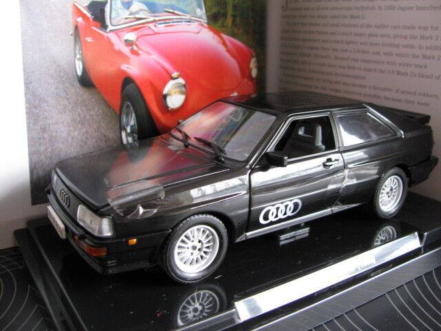 1 24 Audi Quattro (1986) diecast