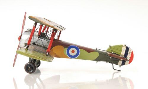 "1916 Sopwith Camel F.1 1:20 Metal Desk Model 10.3/"" L X 14/"" W X 6.5/"" High"