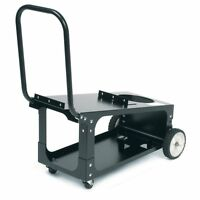 Lincoln K2275-3 Small Welding Cart For Mig Tig Welding Or Plasma Machines