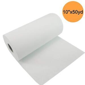New-Brothread-Tear-Away-Machine-Embroidery-Stabilizer-Backing-10-034-x-50-Yd-Roll