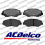 Replacement Brake Pad Ceramic Front Pads 14D914CH For 2013-2015 Acura ILX