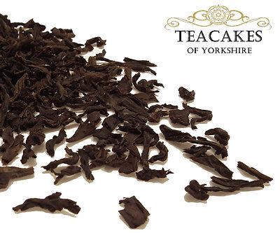 Black Loose Leaf Tea Lapsang Souchong Butterfly Gift Set 100g 250g 500g 1kg