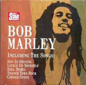 BOB-MARLEY-UK-PROMO-CD-2007-SUN-IS-SHINING-NATURAL-MYSTIC-SMALL-AXE-ETC