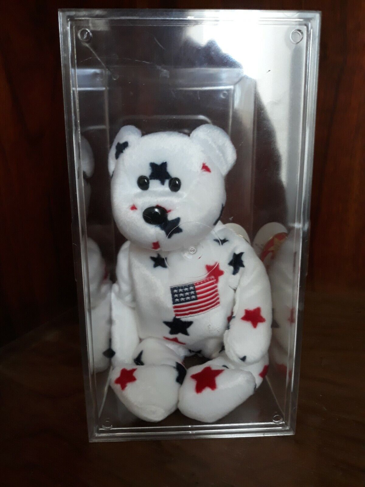 TY Beanie Baby GLORY the the the Bear you Want   IN CASE SINCE DAY ONE a64898
