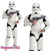 Star Wars Storm Trooper DELUXE Stormtrooper Mens Halloween Adult Costume Adults