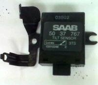 SAAB 9-3 93 Alarm Tilt Sensor 1998 1999 2000 2001 2002 2003 5037767 400110516