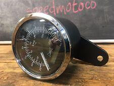 GPS Analog Speedometer  Mounting Bracket Cafe Racer  Retro Motorbikes Motorcycle