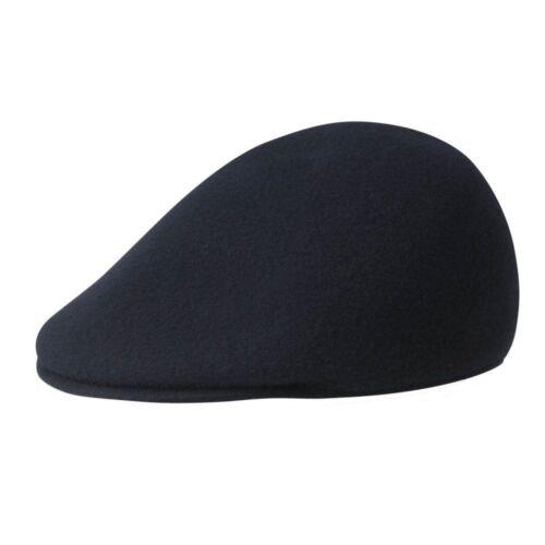 Dark Blue Kangol 507 Seamless Wool