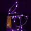Natale-Bottiglia-di-vino-a-forma-di-sughero-15-20LED-Luce-Stringa-Lampada-Fata-Notte-Festa miniatura 8