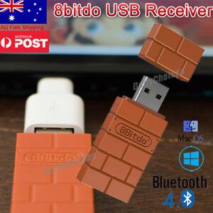 8Bitdo-Wireless-Bluetooth-Receiver-USB-Converter-For-Nintendo-Switch-Adapter-AU
