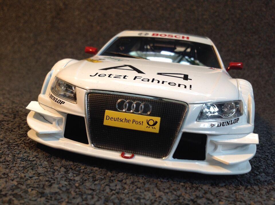 Modelbil, Tom K Audi A4 DTM 2008, skala 1:18