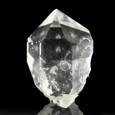 """1.5"""" Near Perfect Water Clear Gem Quality HERKIMER DIAMOND CRYSTAL NY for sale"""