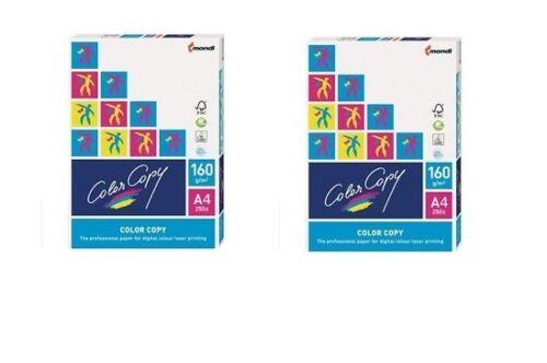 Paper Products Mondi Color Copy A4 Paper 160 GSM Premium White ...