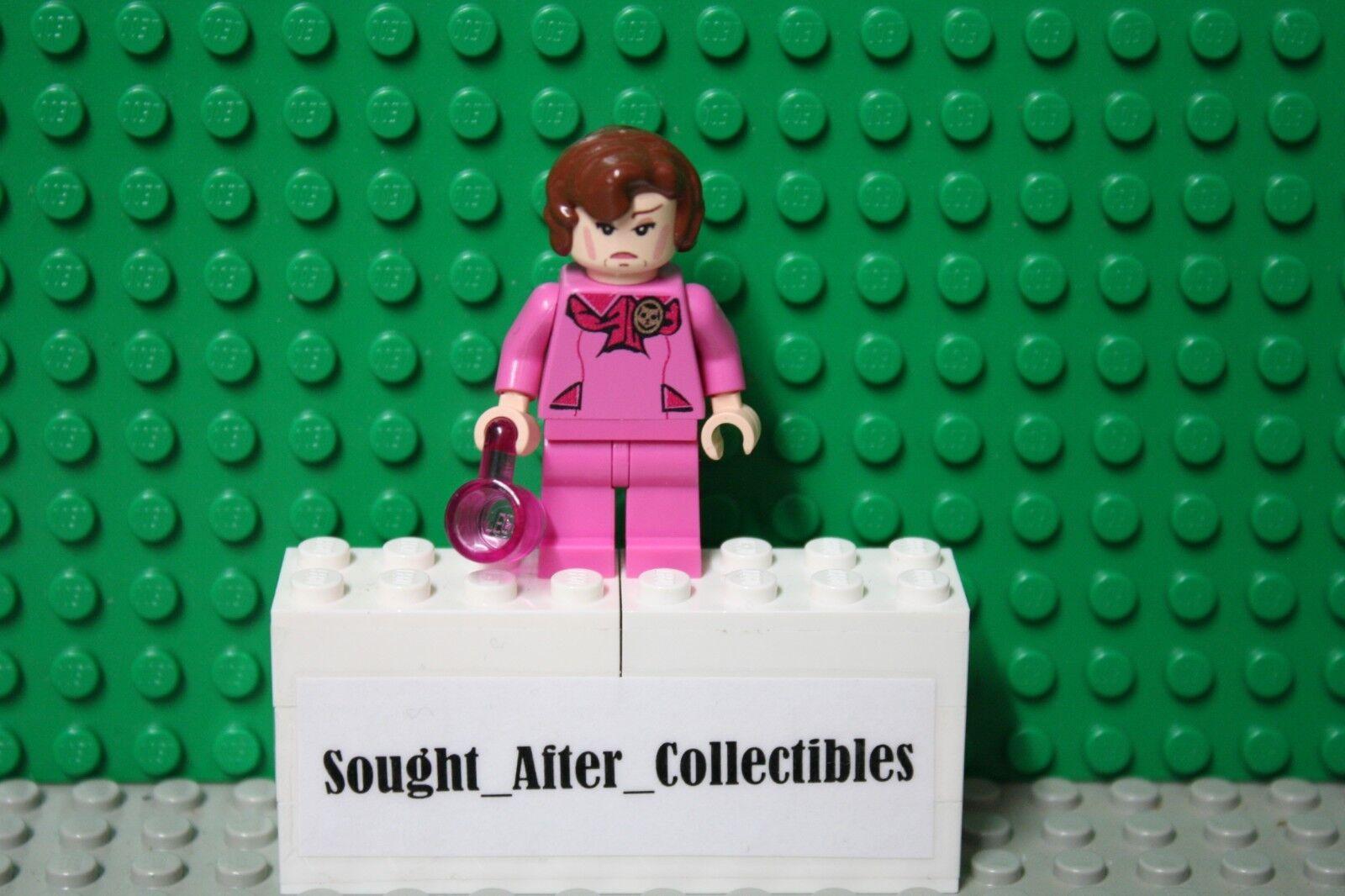 LEGO Professor Dolores Umbridge MINIFIGURE Genuine NEW from Harry Potter 5378