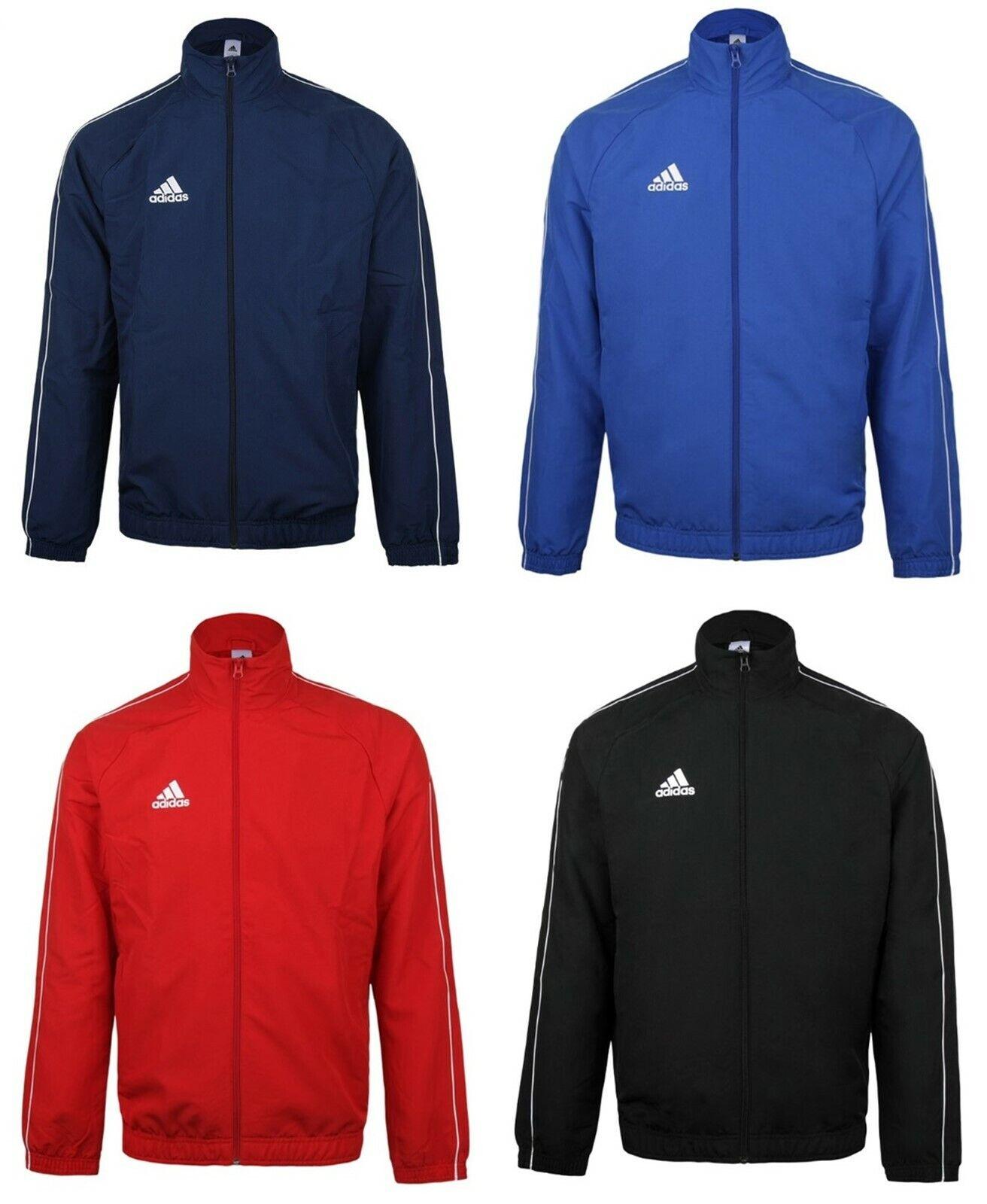 excitación Posicionar marca  adidas Beckenbauer BB Running Black Blue Solar Red Track Jacket Men L XL  2xl 2xl for sale online | eBay