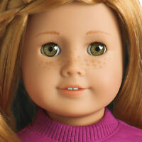 American Girl Mia Doll + Book Doll Of The Year 2008 Fast Same Day Shipping